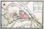 Belegering van de stad en citadel van Namen in 1695.