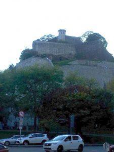 Namen, de citadel